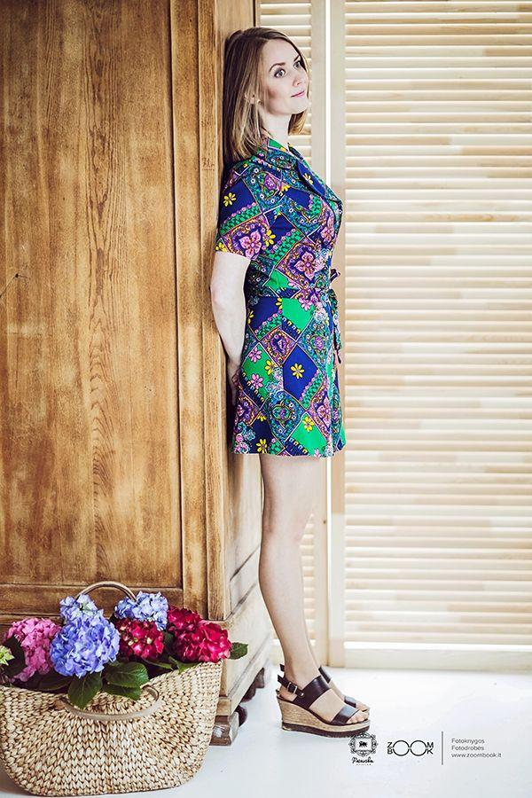 Mamos suknelė Projektas